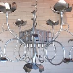 Max Ball mini chandelier
